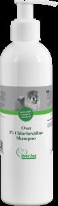 Chlorhexidine shampoo