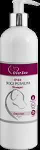 Over zoo premium shampoo for long coat
