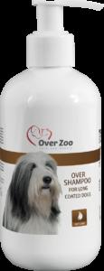 Over shampoo for long coat
