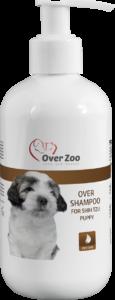 Over shampoo for Shih Tzu puppy