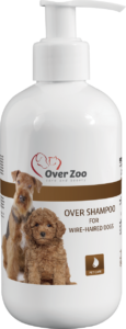 Over shampoo for wirehaired dogs