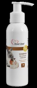 Delikatny szampon dla małych zwierząt np. królika, świnki morskiej oraz chomika.