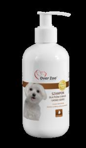 Specjalistyczny szampon dla psów o białej i jasnej sierści.