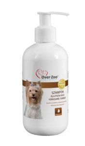 Luksusowy szampon przeznaczony dla psów rasy Yorkshire Terrier