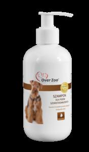 Delikatny szampon dla psów szorstkowłosych.