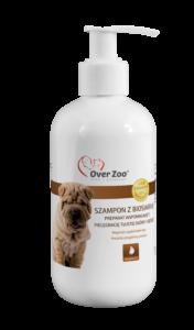 Specjalistyczny szampon dla psów o tłustej skórze i sierści.