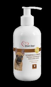 Specjalistyczny szampon dla psów ze skłonnością do łupieżu.