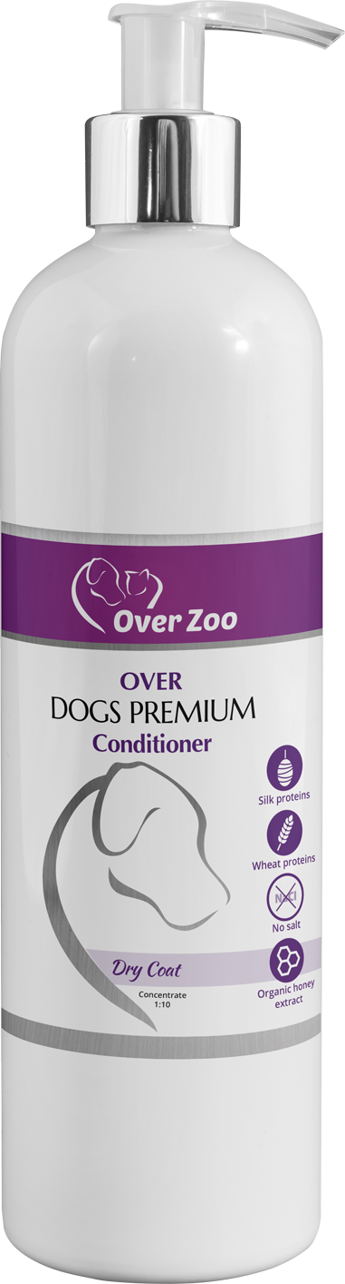 Premium conditioner for dry coat