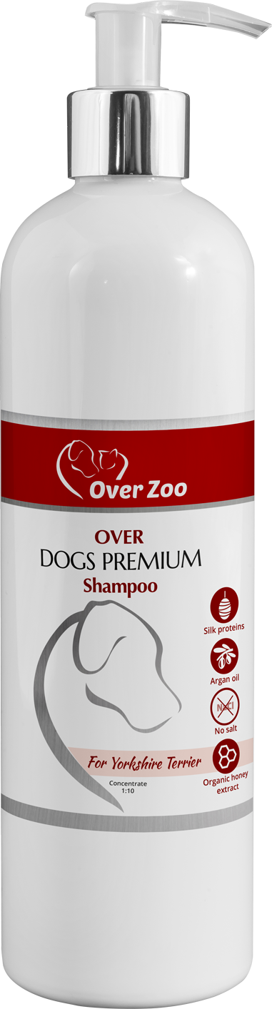 Over Zoo premium shampoo for york