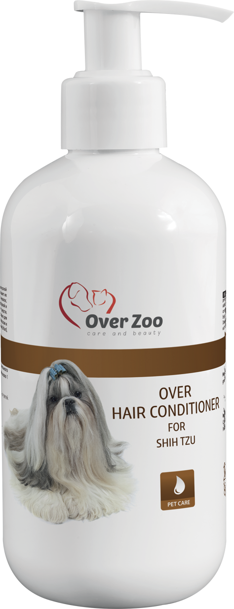 Over conditioner for Shih Tzu