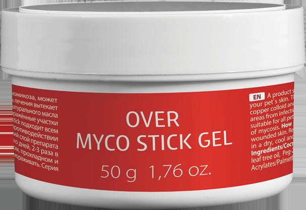 Over Myco stick gel