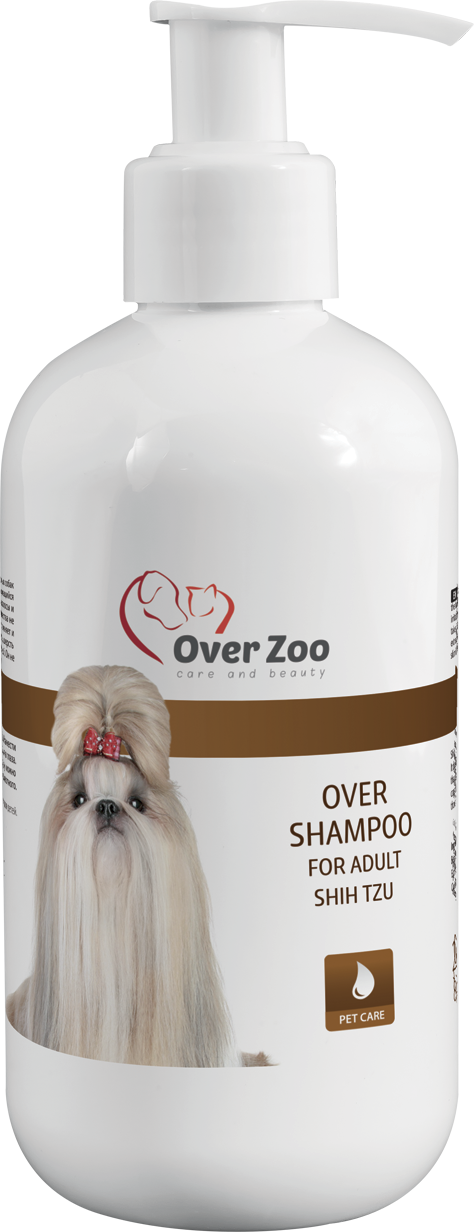 Over shampoo for Shih Tzu