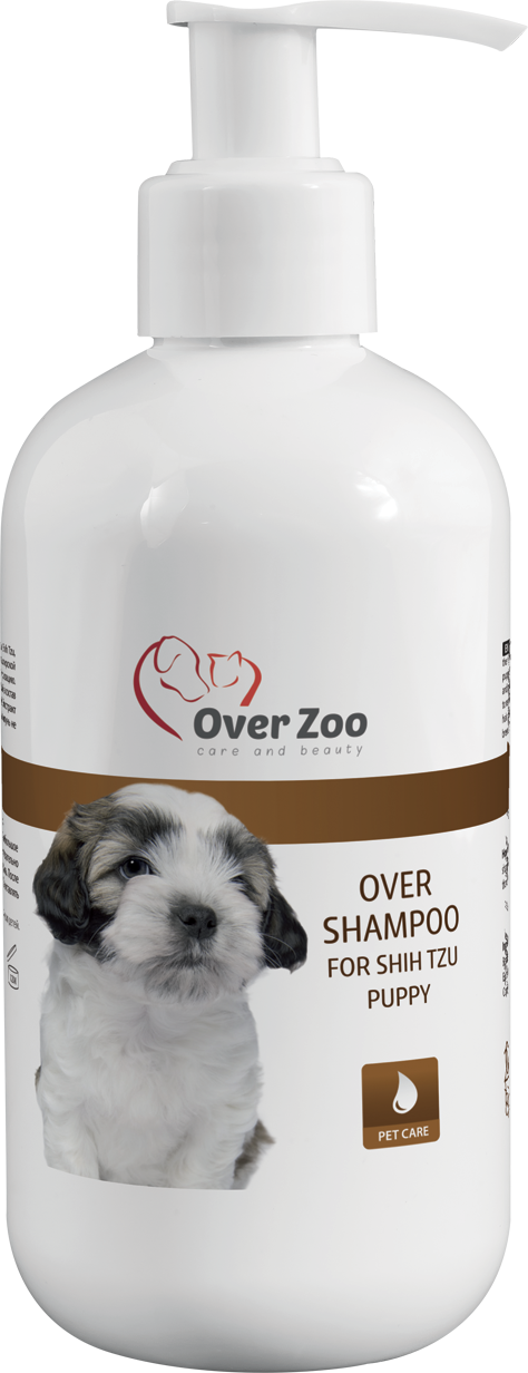 Over Shampoo For Shih Tzu Puppy Over Zoo