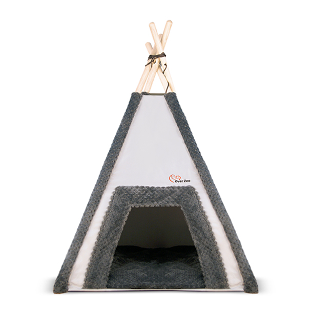 tipi over zoo
